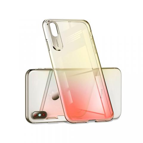 Защитный чехол ROCK Classy Protection Red для iPhone XS Max