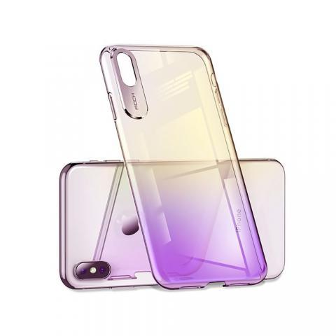 Защитный чехол ROCK Classy Protection Violet для iPhone XS Max