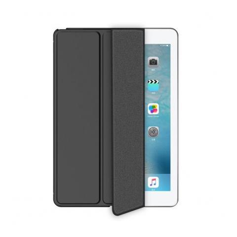 """Чехол с подставкой и отсеком для стилуса Rock Protection Case with Pen Holder для iPad Air 10.5"""" (2019) Black"""