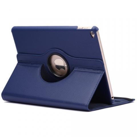 Чехол 360° Rotating Stand/Case для iPad 4/ iPad 3/ iPad 2 - темно-синий