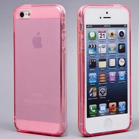 Силиконовый чехол для iPhone 7 - Pink