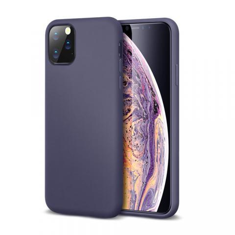 Ультратонкий чехол X-LEVEL для iPhone 11 Pro MAX - Midnight Blue