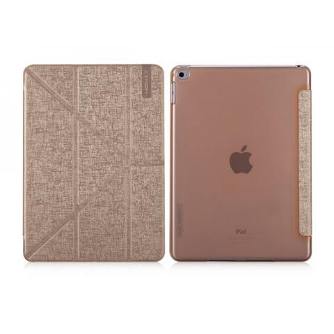 "Чехол для iPad 9.7"" (2017/2018) Momax Flip Cover Gold"