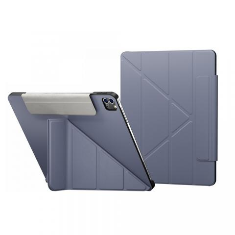 "Чехол Switcheasy Origami for iPad Pro 12.9"" M1 (2021) Alaskan Blue (GS-109-176-223-185)"