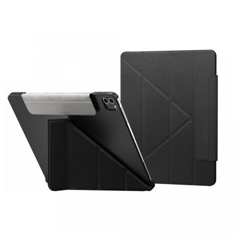 """Чехол Switcheasy Origami for iPad Pro 12.9"""" M1 (2021) Black (GS-109-176-223-11)"""