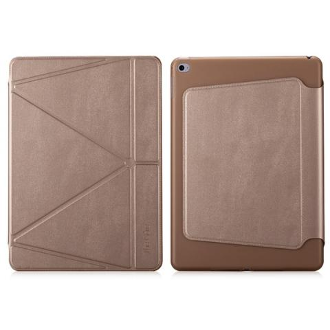 Чехол Momax The Core Smart Case для iPad Mini 2 / Mini 3 - золотой