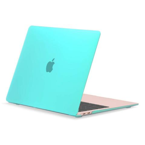 "Чехол накладка Matte Hard Shell Case for MacBook Air 13"" Marine Green"
