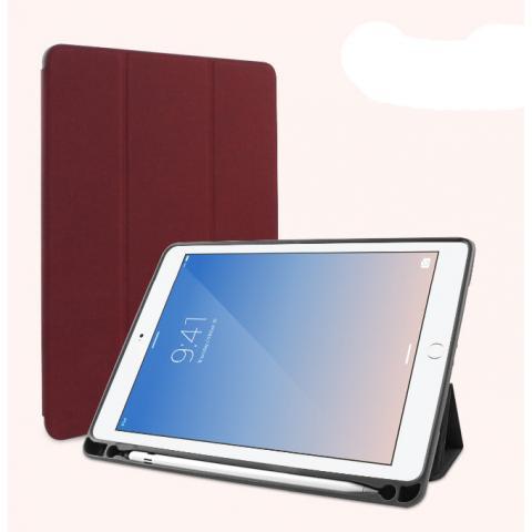 "Чехол Mutural для iPad 7 10.2"" (2019) - Red"