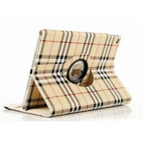 Чехол 360° Rotating Stand/Case для iPad 4/ iPad 3/ iPad 2 - Burberry