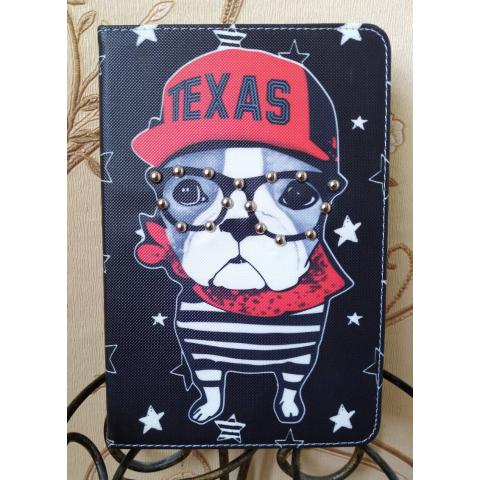 Чехол Texas Dog для iPad mini 4 - Black