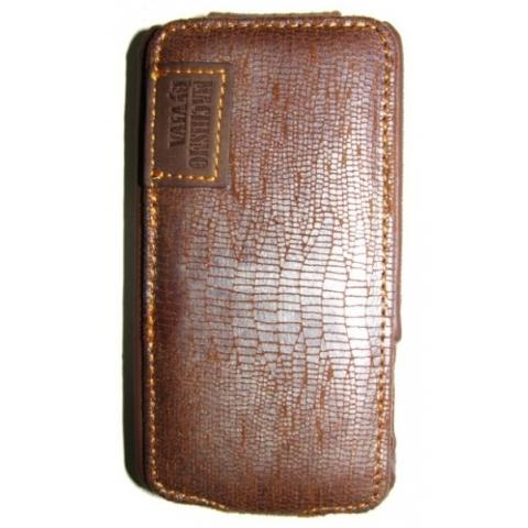 Viva Mashismo Iguana Pearl для iPhone 4/4s - brown