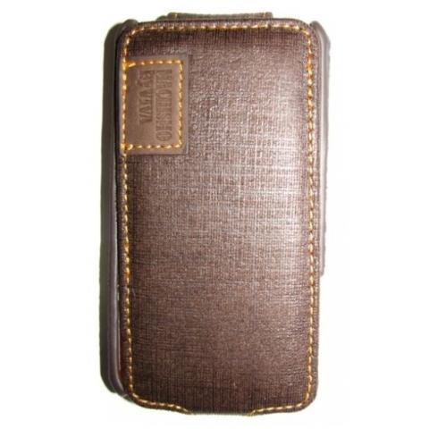 Viva Mashismo Iguana Tex для iPhone 4/4s - brown