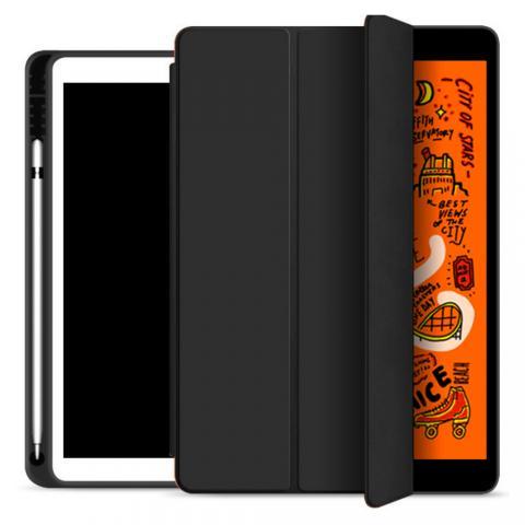 Чехол Smart Case с держателем для стилуса для iPad Air 4 10,9 (2020) Black