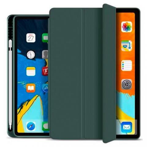 Чехол Smart Case с держателем для стилуса для iPad Air 4 10,9 (2020) Pine Green