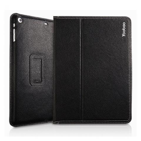Yoobao Genuine Executive Leather Case для iPad Air - черный