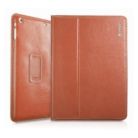 Yoobao Genuine Executive Leather Case для iPad Air - коричневый