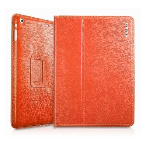 Yoobao Genuine Executive Leather Case для iPad Air - оранжевый