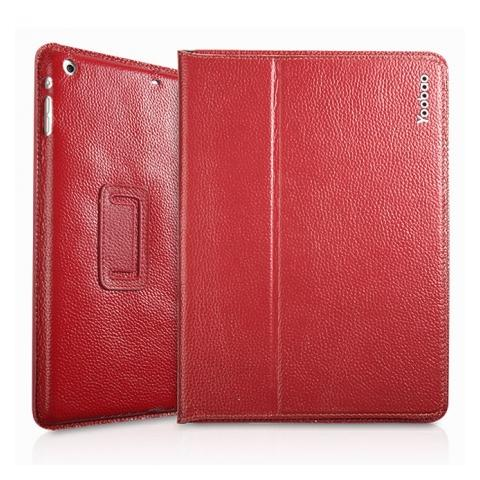 Yoobao Genuine Executive Leather Case для iPad Air - красный