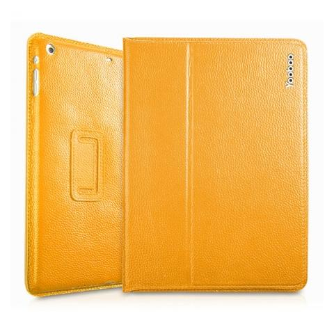 Yoobao Genuine Executive Leather Case для iPad Air - желтый