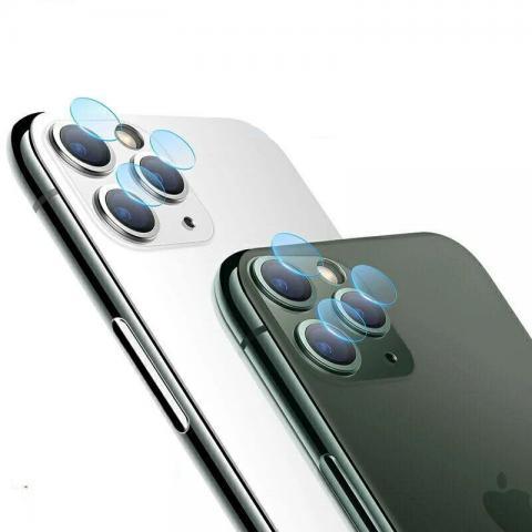 Защитные стекла BASEUS Gem lens film 0,15 mm для камер iPhone 11 Pro Max (2 комплекта)