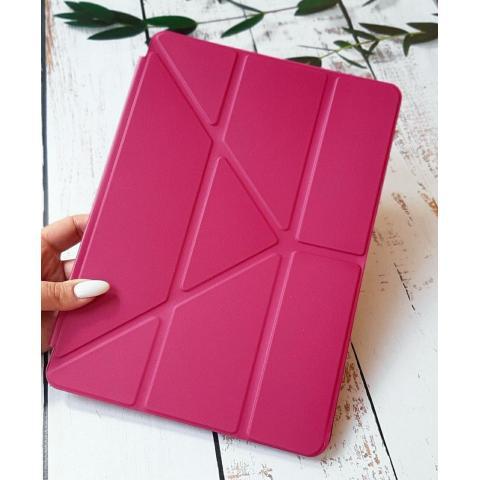 """Смарт-чехол Origami с держателем для стилуса для iPad 10.2"""" (2019/2020) Hot Pink"""
