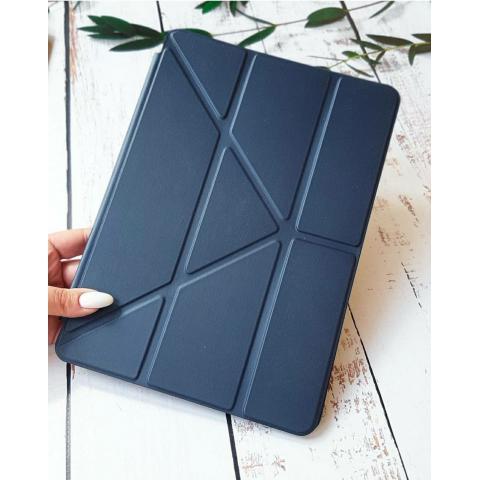 Смарт-чехол Origami с держателем для стилуса для iPad Air 4 10,9 (2020) Midnight Blue